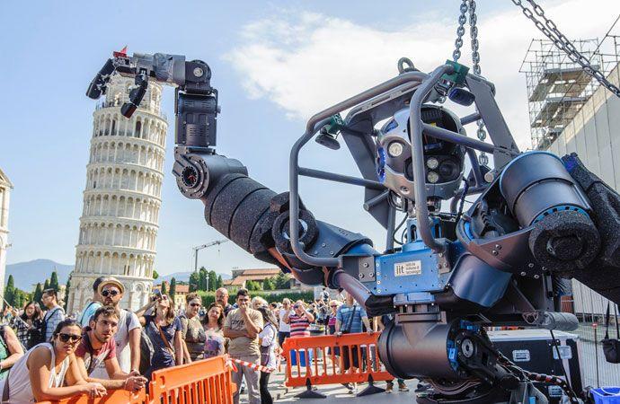 robot Walk-man