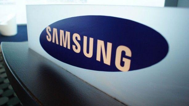 Il logo di Samsung