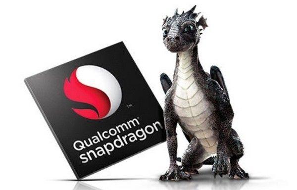 Snapdragon 820 quad-core