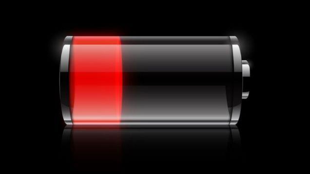 batterie degli smartphone