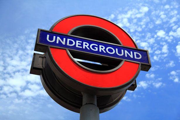 metropolitana Londra green