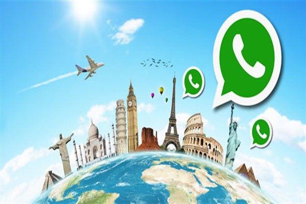 WhatsApp all'estero