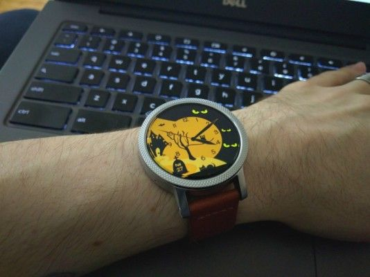 Ecco 4 nuove watch face a tema Halloween per Android Wear
