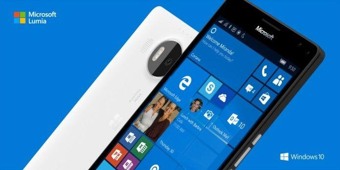 AppComparison, Microsoft si paragona ad Android