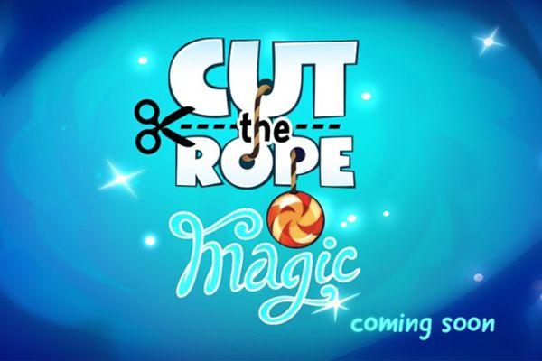 cut the rope magic