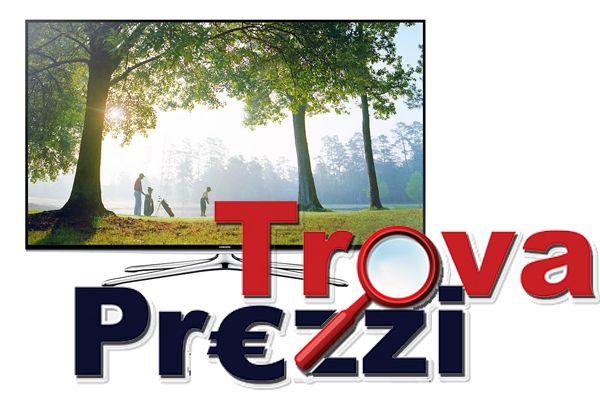 TrovaPrezzi offre smart TV Samsung FHD a prezzo scontato