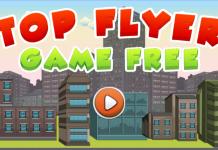 Top Flyer Game: l'app che vi fa pilotare un elicottero