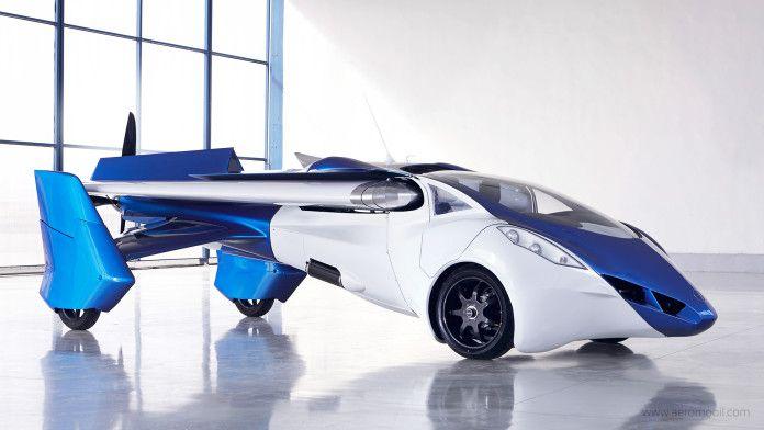 aeromobil expo 2015