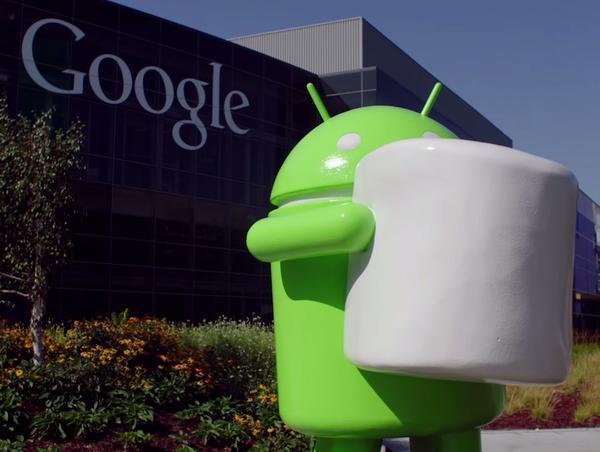 Google: disponibile guida rapida per Marshmallow