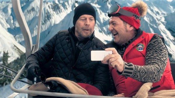 Vodafone Christmas Card