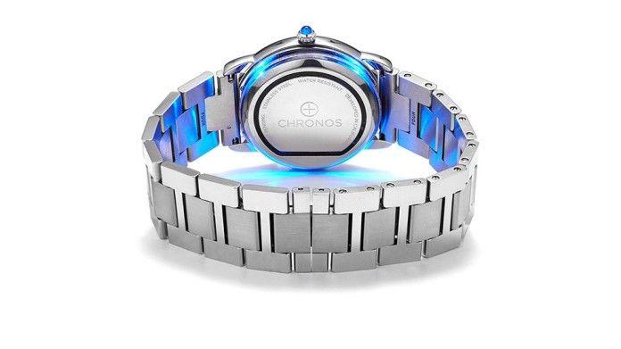Chronos: gli orologi tradizionali diventano smart