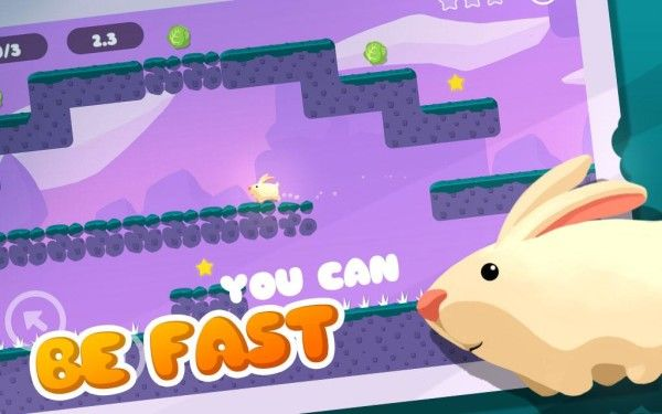 Greedy Rabbit: il Platform game per Android