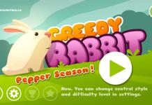 Greedy Rabbit: il Platform game per Android