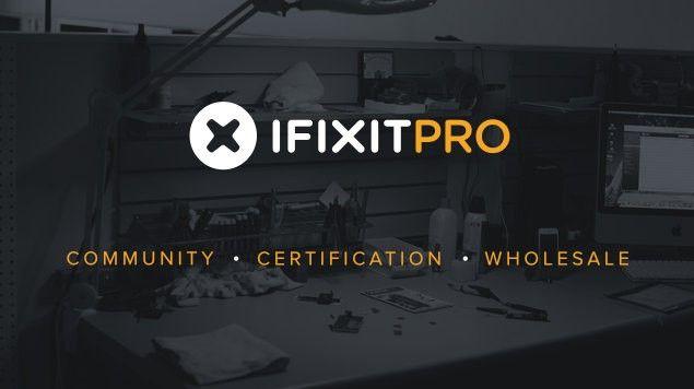 iFixit Pro: il programma che certifica i riparatori di smartphone