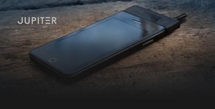 Vaporcade presenta Jupiter, lo smartphone-sigaretta