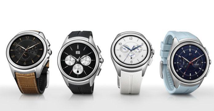 lg urban watch watch 2