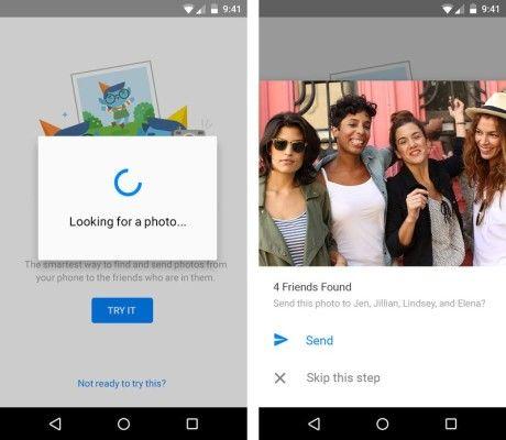 Facebook Messenger userà il riconoscimento facciale per le foto