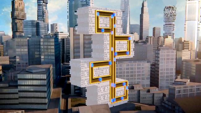 multi ascensore