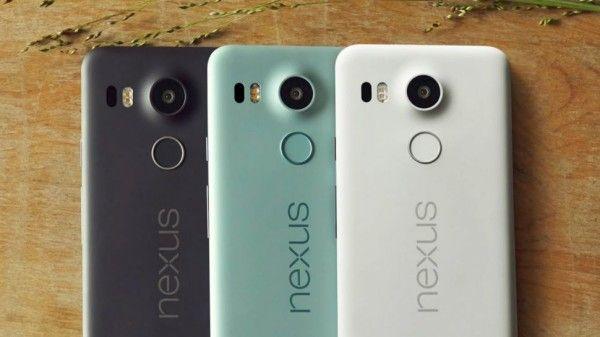 Nexus 5X scatta foto al contrario con app di terze parti