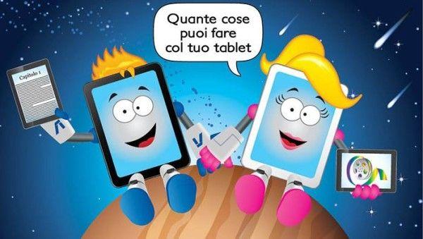 Il progetto Supertab contro il digital divide nelle scuole italiane