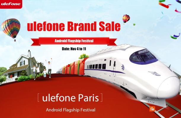 ulefone flagship festival