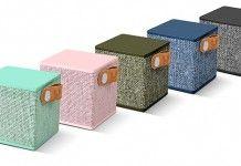 Fresh 'n Rebel Rockbox Cube Edizione in Tessuto