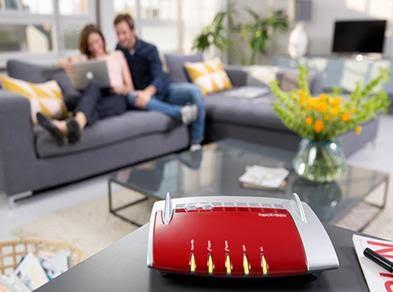 fritz box 7490 il maggiordomo della smarthome spazio vitale. Black Bedroom Furniture Sets. Home Design Ideas