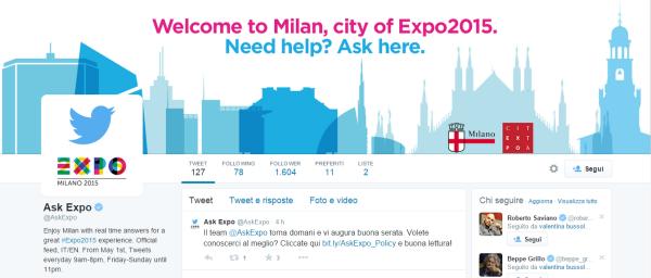 Twitter Expo