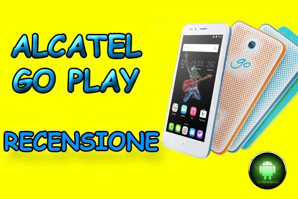 Alcatel Go Play