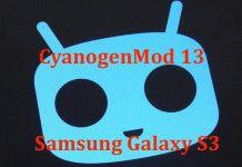 CyanogenMod 13 samsung galaxy s3
