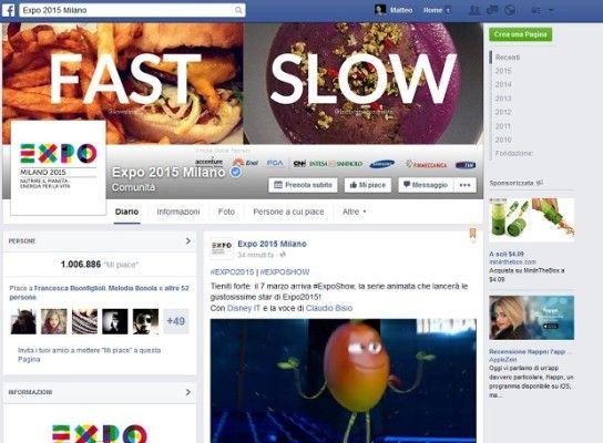 Facebook Expo