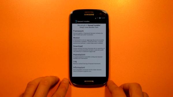 Trasformare un qualsiasi Samsung nel Samsung Galaxy S6 2