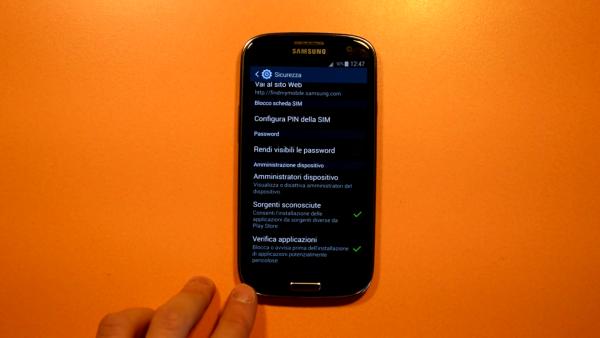 Trasformare un qualsiasi Samsung nel Samsung Galaxy S6