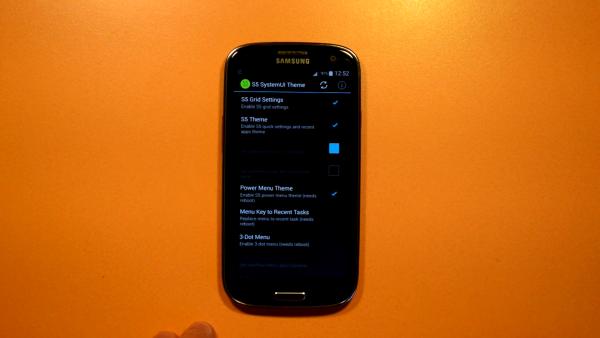 Trasformare un qualsiasi Samsung nel Samsung Galaxy S6 9