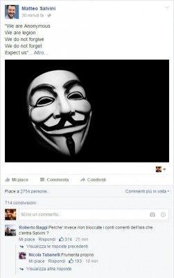 anonymous salvini