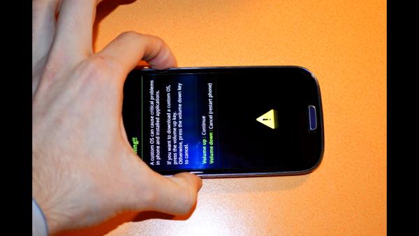 Samsung Galaxy S3 Neo root 4
