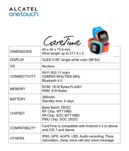 Alcatel-CareTime