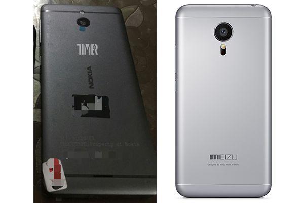 Nokia Meizu MX5