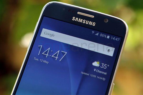 Ennesimo aggiornamento per il Samsung Galaxy S6