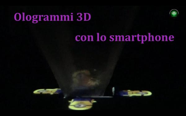 ologramma 3D