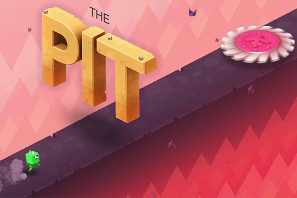 The Pit endless run game Android
