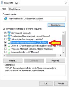 cambiare dns in windows 10 (7)
