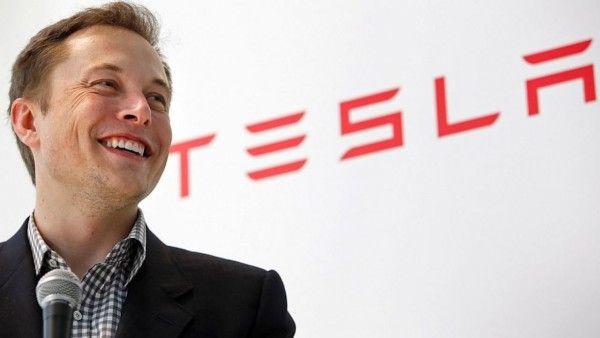 Elon Musk Tesla 2018