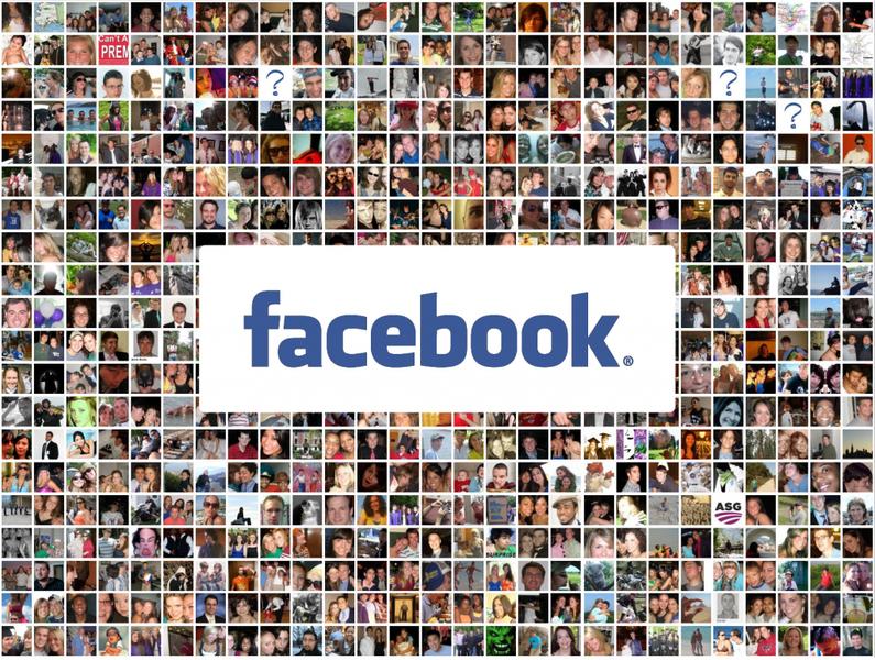 Gli amici su Facebook? Solo quattro sono