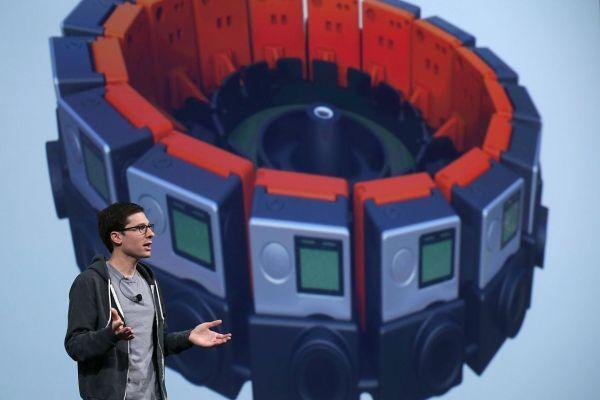 Google si focalizza sulla realtà virtuale