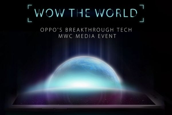 oppo mwc 2016 teaser poster