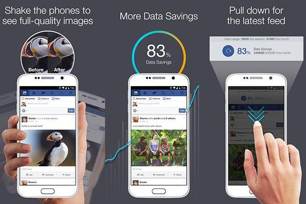 Puffin for Facebook: minor consumo dati e maggior velocità