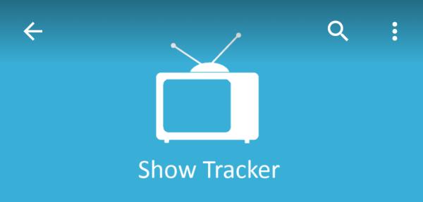 Show Tracker