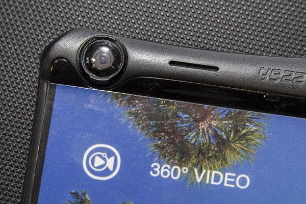 Yezz Sfera: questo nuovo smartphone presentato nel corso del CES 2016 di Las Vegas, è in grado di riprendere le immagini a 360 gradi