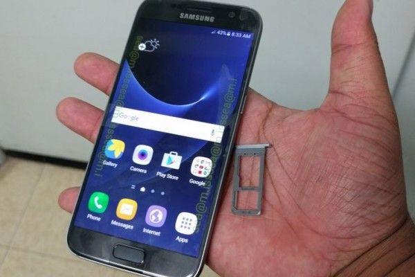 Galaxy S7 flat video